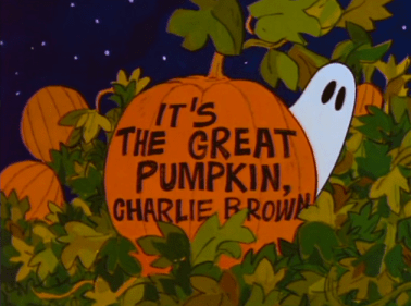 halloween great pumpkin