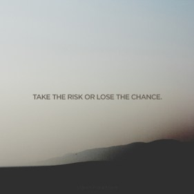 refinding risk lose the chance