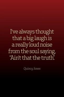 laugh quincy