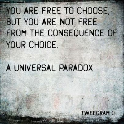 choice consequence