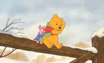 pooh and piglet thinking
