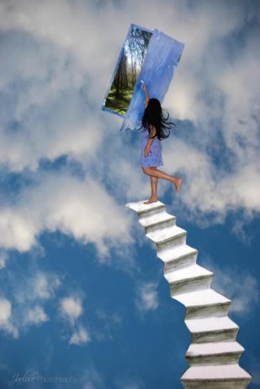 dream seeking sky
