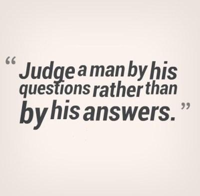 questions judge