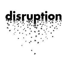 disruption fall apart