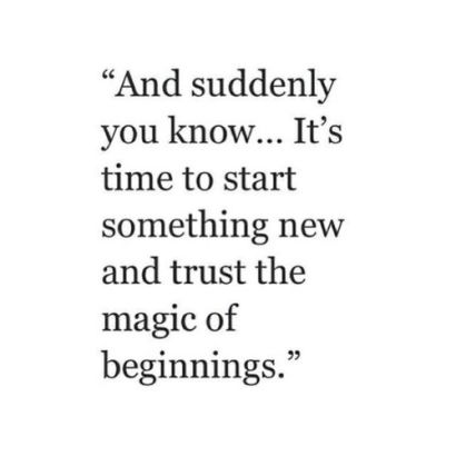 fate and beginnings
