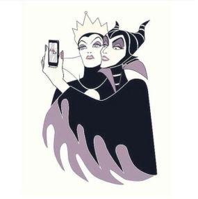 selfie villians