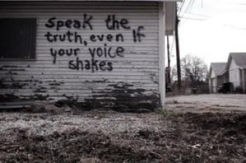 19 speak the truth
