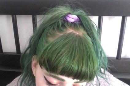 girl scout green fashion