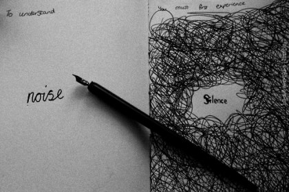 noise silence