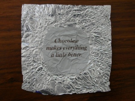chocolate makes