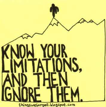 limitations ignore