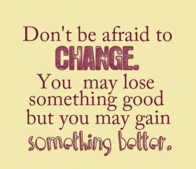lose something good get better terror