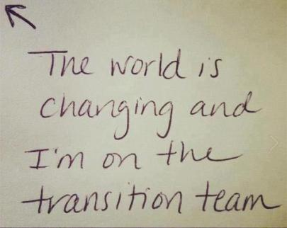 change world and new