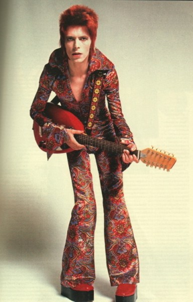 bowie psyched