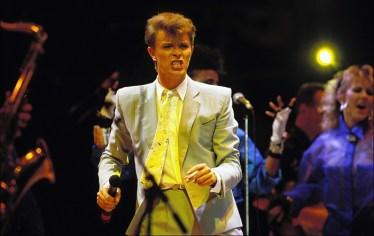 david bowie 1985