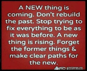 fix america rebuild new thing