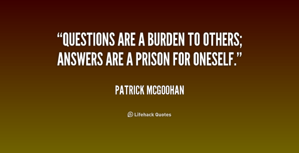 questions answers reflect flee prison