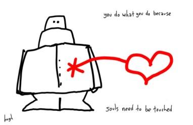 do souls need to be hugh