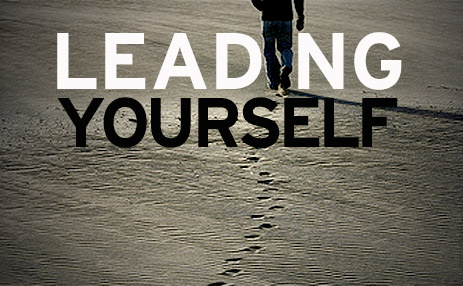 leading yourself first