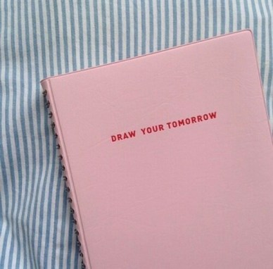 draw your tomorrow future dream journal life business