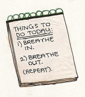 do today breathe