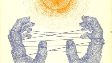 cats cradle tug of war complex intricate
