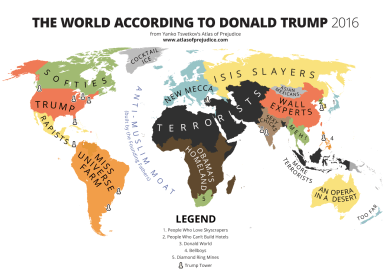 world according to trump join