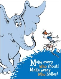 horton hears a who speak out morality