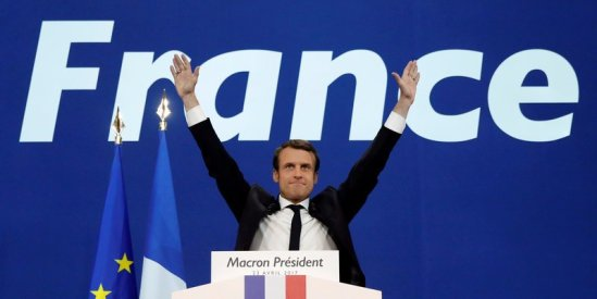macron win french election
