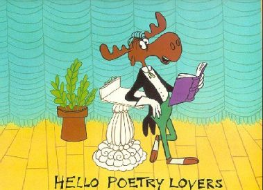poetry lovers bullwinkle