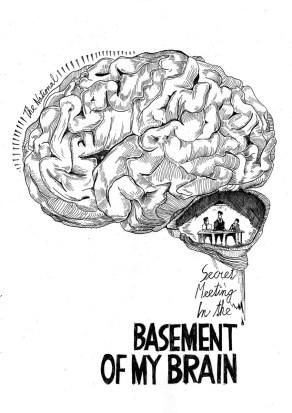 basement of my brain secret meeting