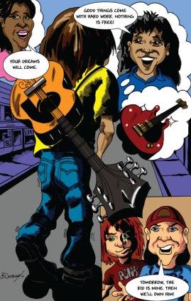 Pride Junkie Page -Issue 3