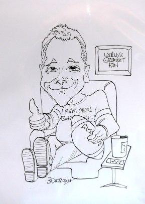 Caricature Game