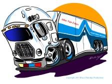 Vehicle Caricatures
