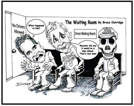 The Waiting Room-Cartoon of the Week
