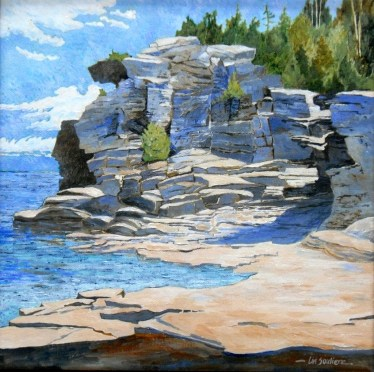 The Grotto - Lin Souliere