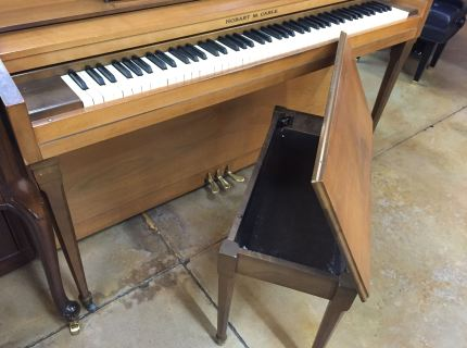 Hobart M. Cable Spinet