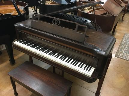 Story and Clark Decorator Baby Grand