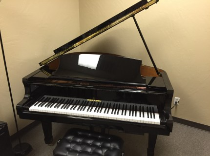 Young Chang Y-150 with the Pianodisc CD Sytem