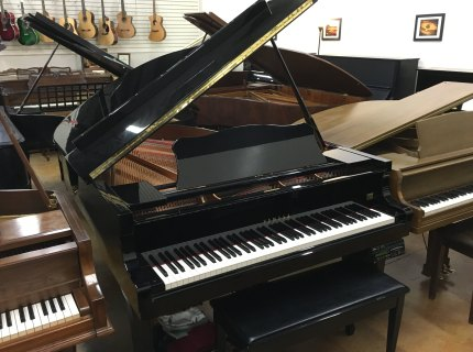 Yamaha C3 with Disklavier