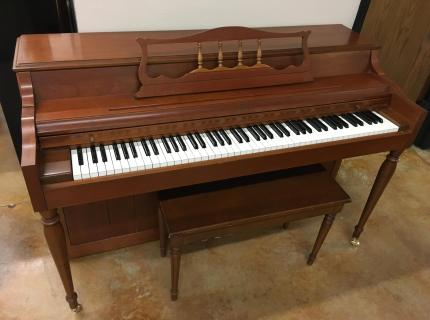 Lowery Spinet