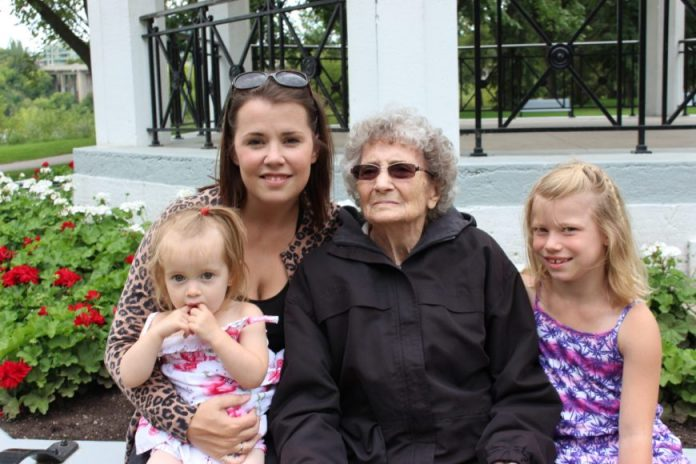 Getting Ready To Say GoodBye To Grandma One Final Time 4