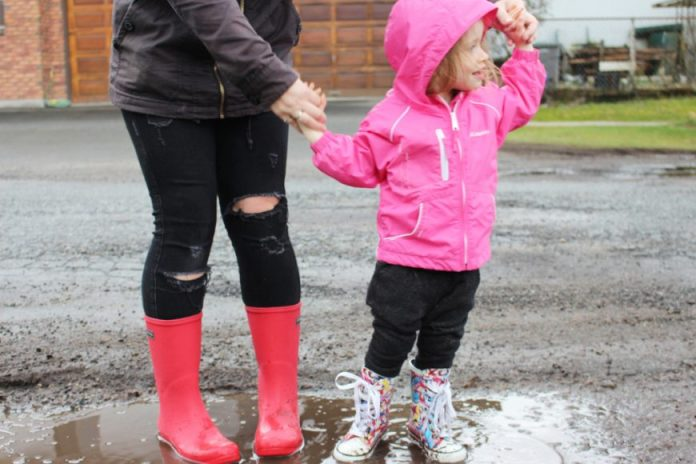 Today Is A Lets Jump In A Puddle Kind Of Day With Printable Download! 3