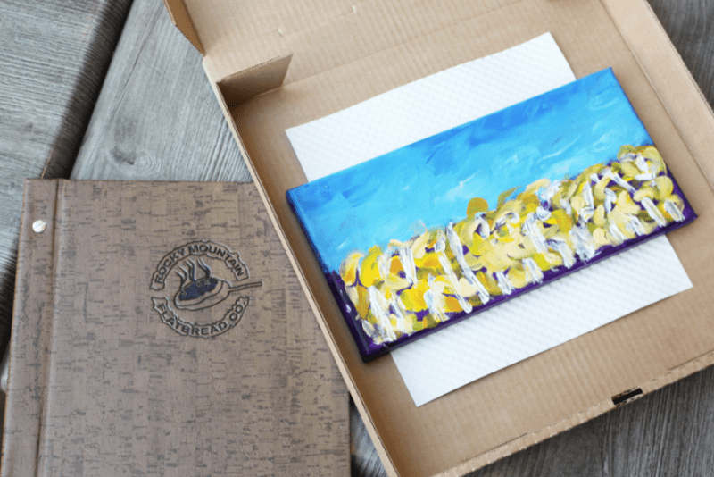 An Evening Out For More Than Just A Pretty Pizza {Paint & Sip} 6