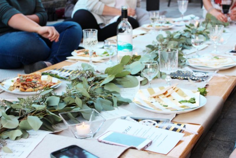 The Secret Dinner: A Night To Inspire! 8