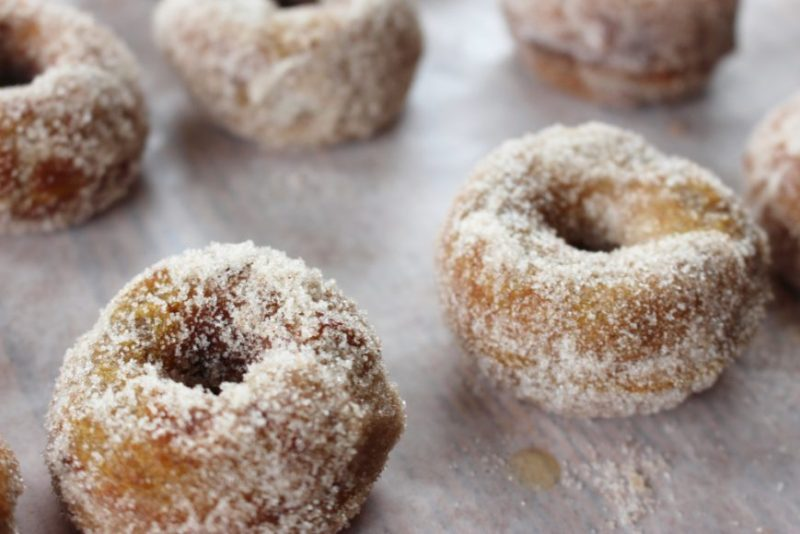 You are the Pumpkin to My Pumpkin Spice Donut! {Recipe} 10