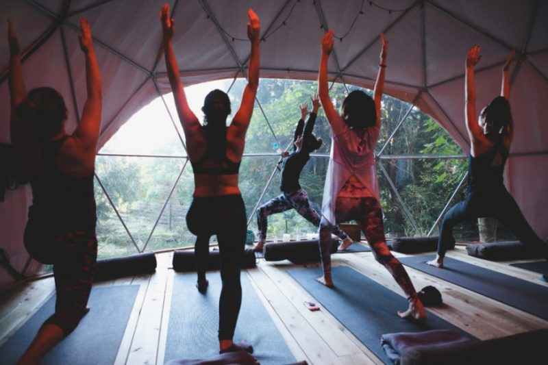 The Best BC Yoga for Self Love #Atozselflove 6