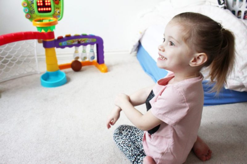 Indoor Sports Fun Perfect For A Happy Toddler! 8