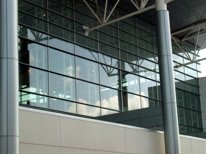 Bush International Airport FIS Building DSC01137