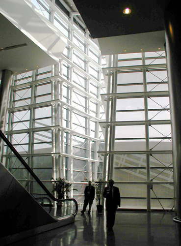 Bush International Airport FIS Building P1150899a
